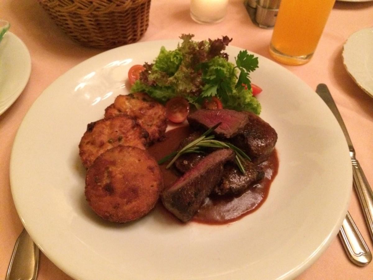 プラハの食事