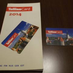 Tallinn Card タリンカード