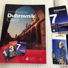 Dubrovnik Card ドブロブニクカード