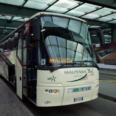 ミラノ・マルペンサ空港からミラノ中央駅の行き方