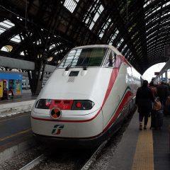 鉄道でミラノからベネチアへ