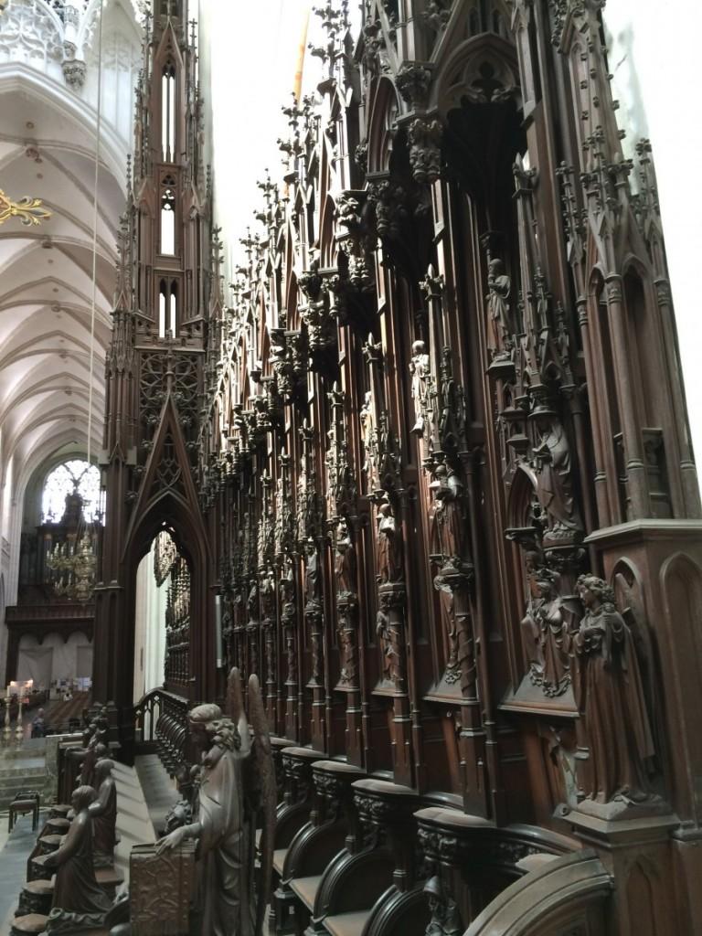 アントワープのノートルダム大聖堂
