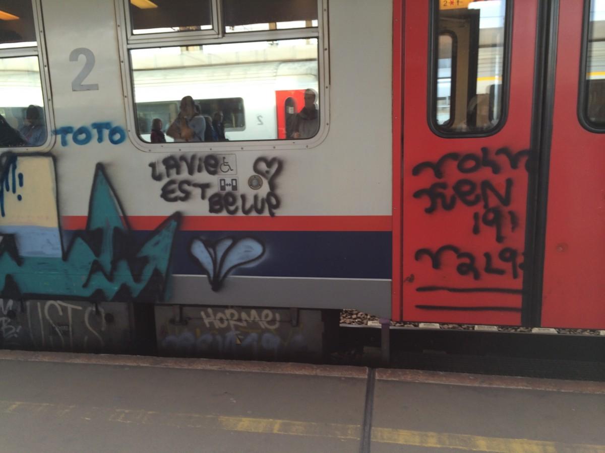 ベルギーの鉄道