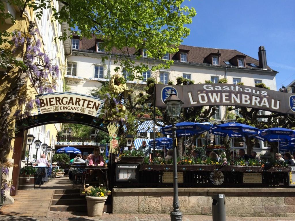 ストラスブールからすぐ近く ドイツの温泉リゾート地バーデンバーデン