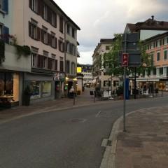 スイスの治安