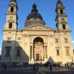 ブダペスト観光の有名スポットを巡る