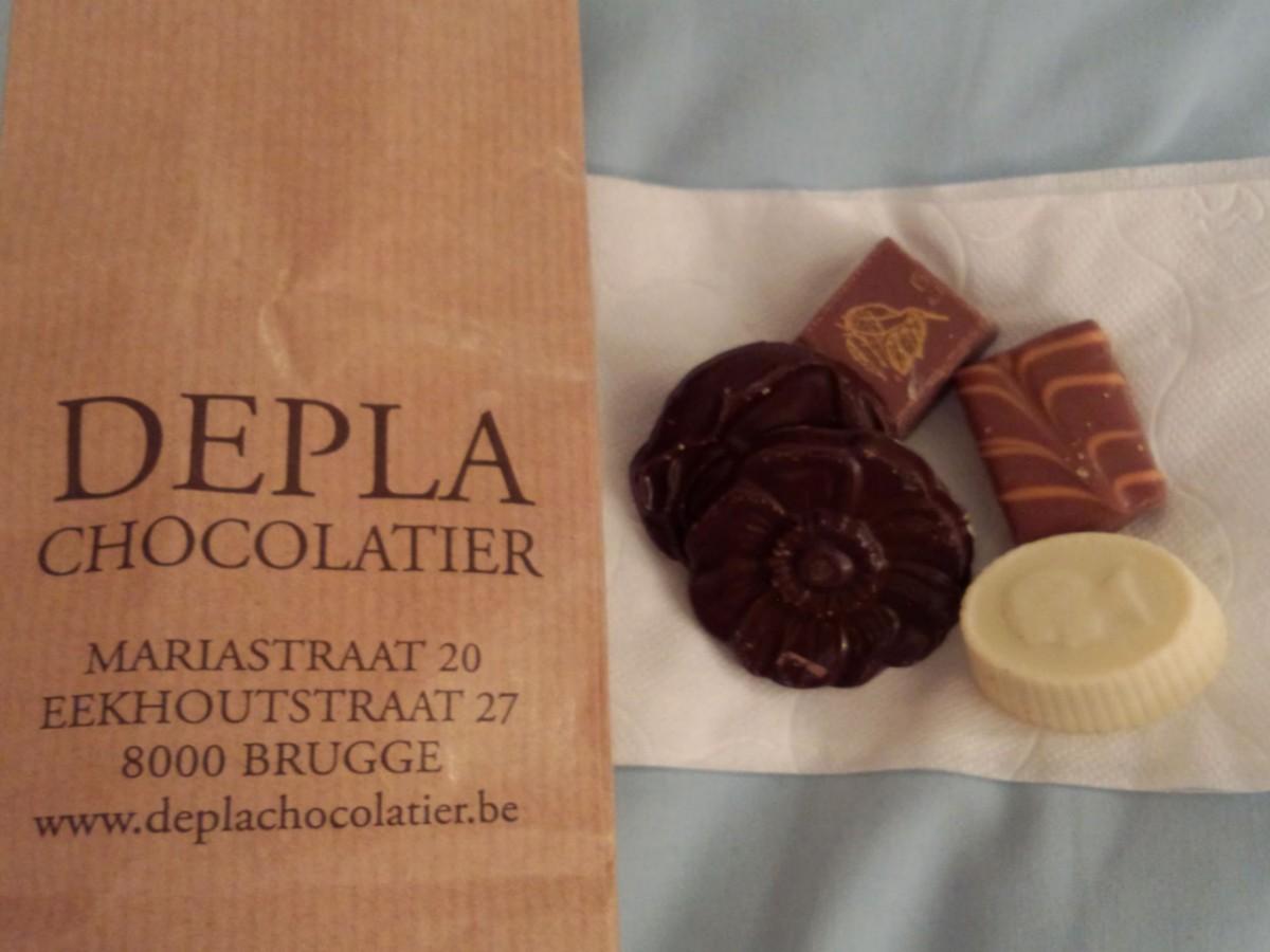 ベルギー★チョコレートランキング