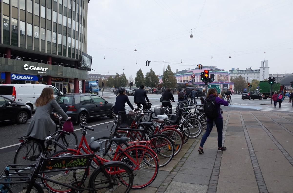 コペンハーゲン9月下旬の気温