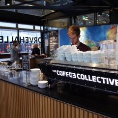 デンマークはカフェの街