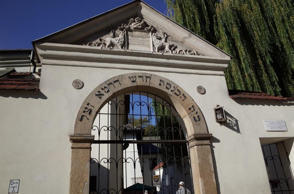 ユダヤ人のカジミエシュ地区