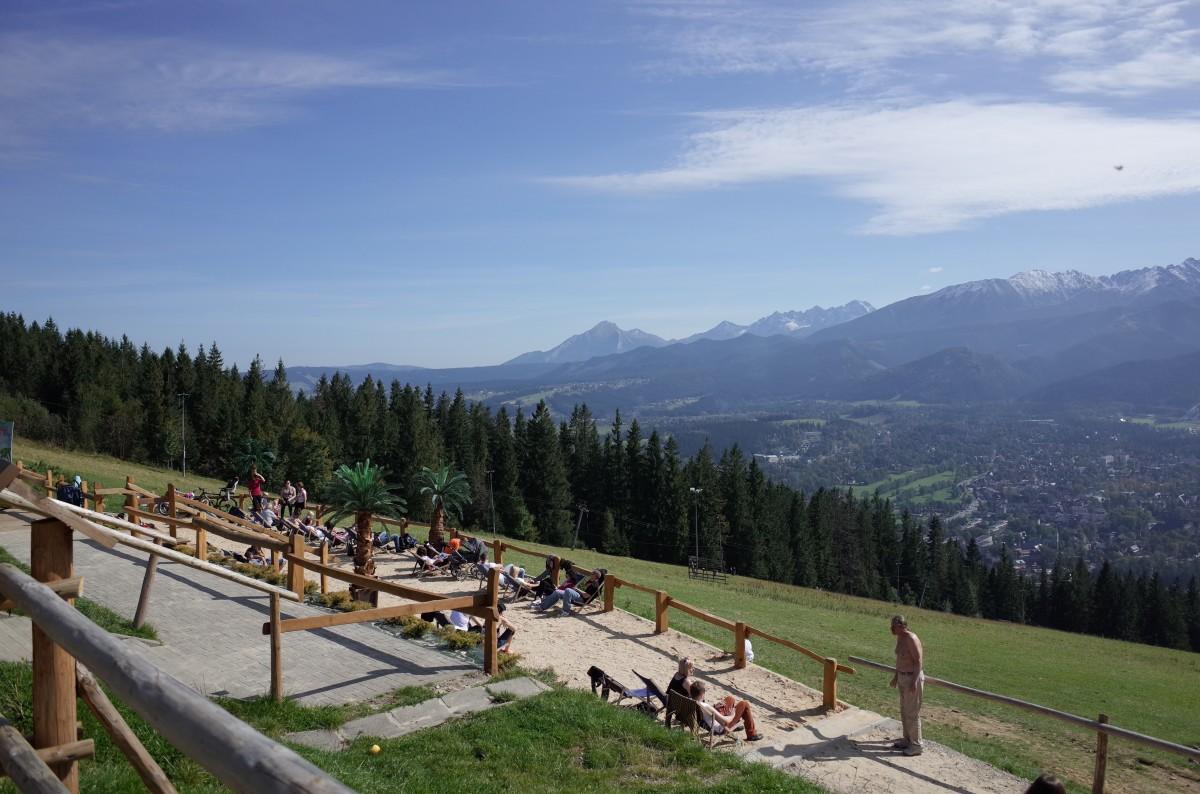 スイスみたいな山岳リゾート ザコパネ