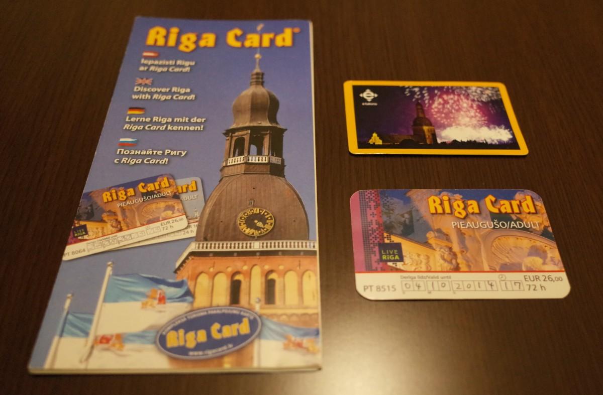 Riga Card リガカード
