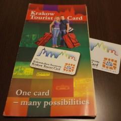 クラクフツーリストカード Krakow Tourist Card