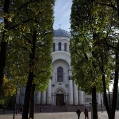 リトアニア第2の都市で元首都のカウナス