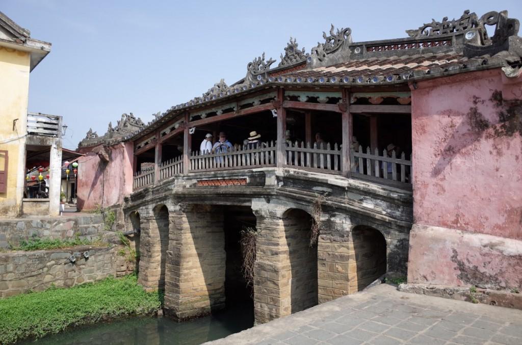 世界文化遺産のホイアン