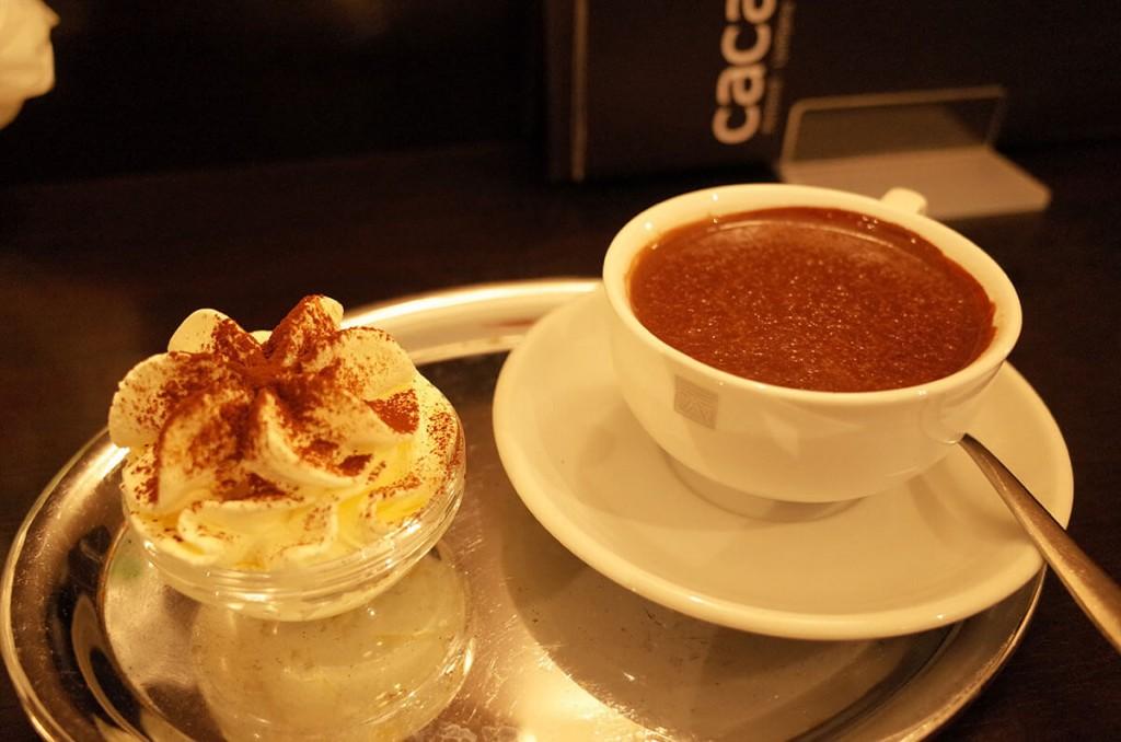 リュブリャナのカフェやレストラン
