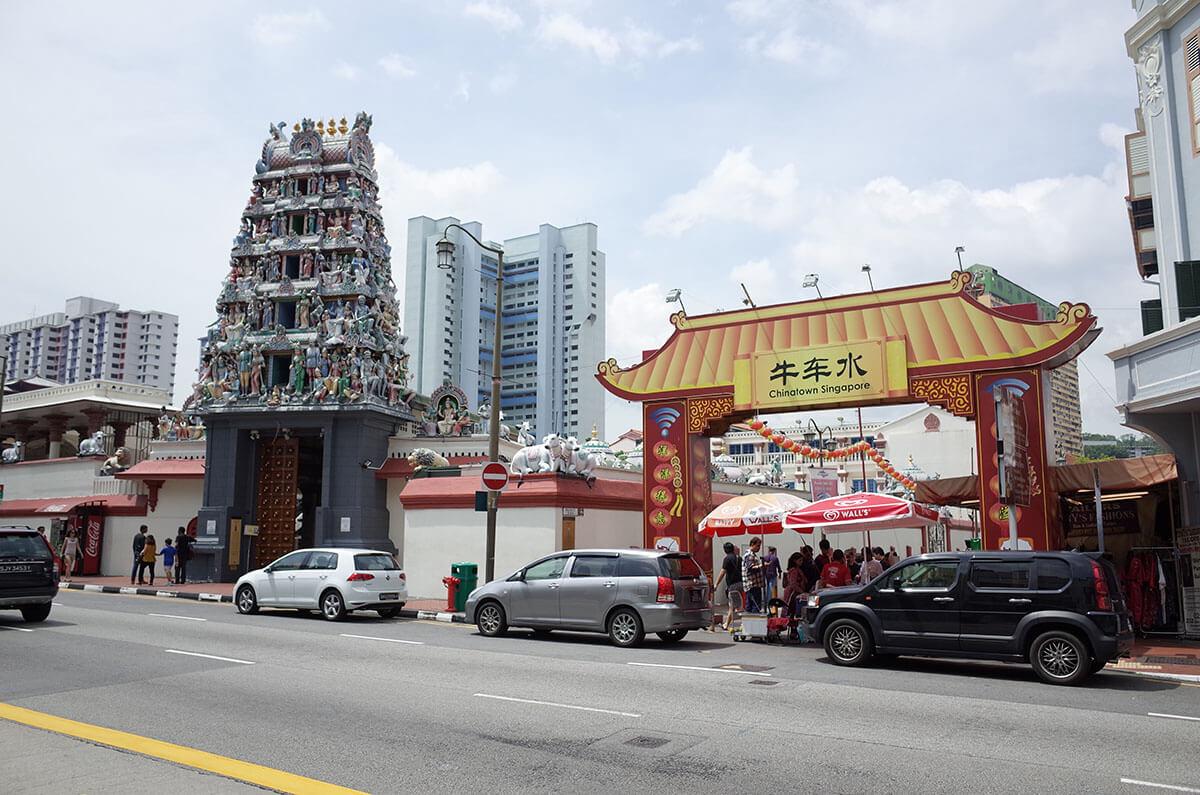チャイナタウン Chinatown