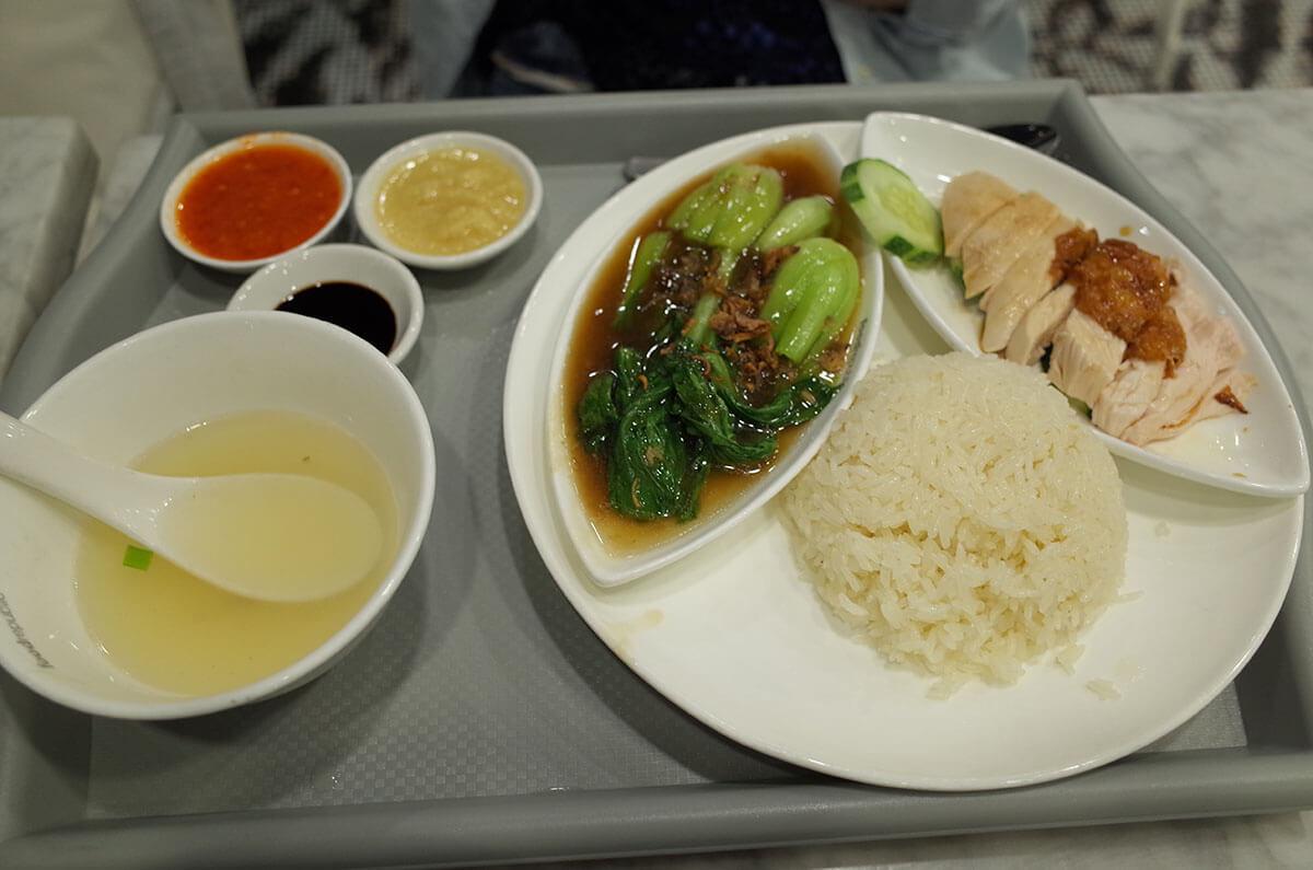シンガポールで食べたおいしいもの