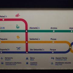 リスボンの地下鉄