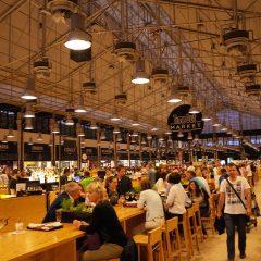 リベイラ市場と老舗エッグタルト