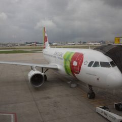 ベネチアからポルトガルのリスボンへ