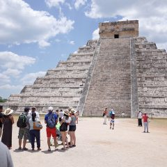 マヤ文明 チェチェンイッツア遺跡 セノーテツアー