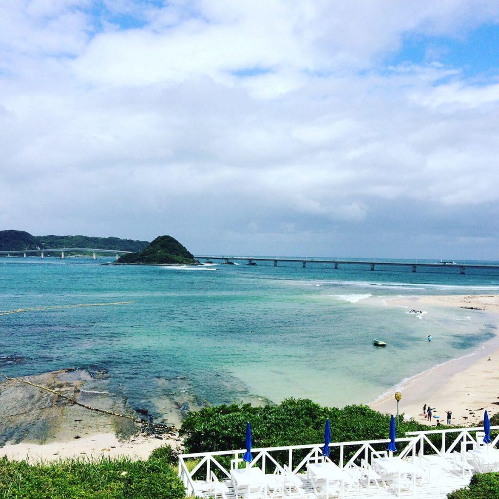 山口県の角島から萩、岩国、津和野の2泊3日旅行