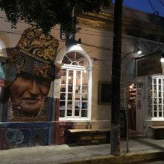 メキシコのラパスでアシカとダイビング 食事編