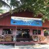 サンガラキ島唯一のダイビングリゾート サンガラキリゾート