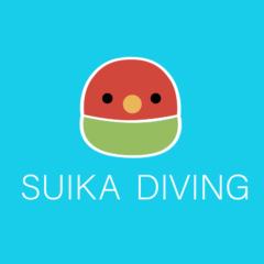 SUIKA DIVING チャンネル開設しました