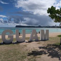 グアムで体験ダイビングとかインスタスポット巡りとか