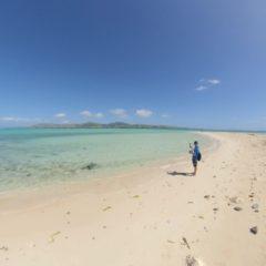 グアムのココス島に行ってきた