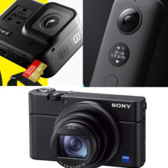 水中カメラ動画比較 Gopro HERO 8 , Sony CyberShot RX100 M7 , Insta 360 ONE X